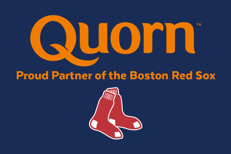 Quorn Partners with the Boston Red Sox