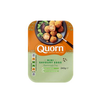 Quorn Meat Free Mini Savoury Eggs