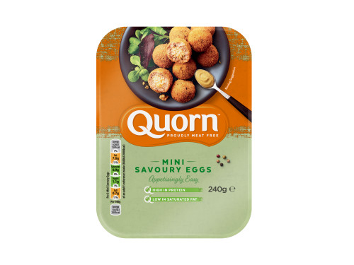 Quorn Meat Free Mini Savoury Eggs