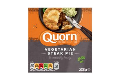 Quorn Vegetarian Steak Pie