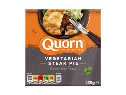 Quorn Vegetarian Steak Pie