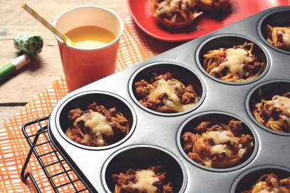 Quorn Mince Spaghetti Bolognese Cups