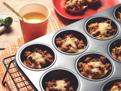 quorn mince spaghetti bolognese cups vegetarian pasta recipe