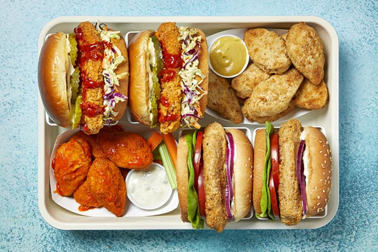 Meet Quorn's NEW Line of Premium Meatless ChiQin
