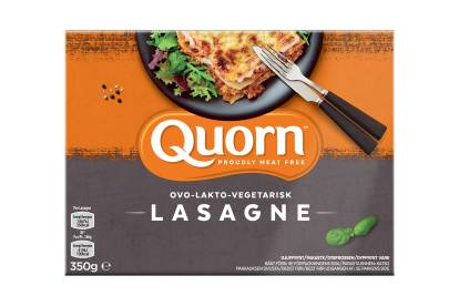 meat free quorn love it lasagne family ready meal