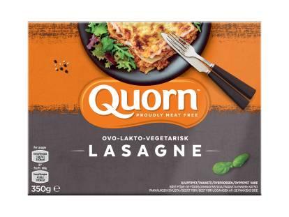Quorn Ovo-Lakto-Vegetarisk Lasagne