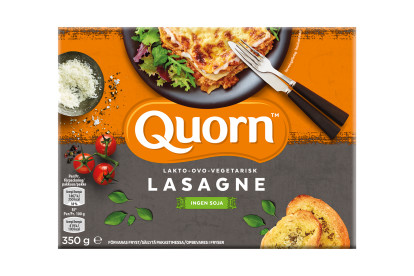 quorn lasagne recept