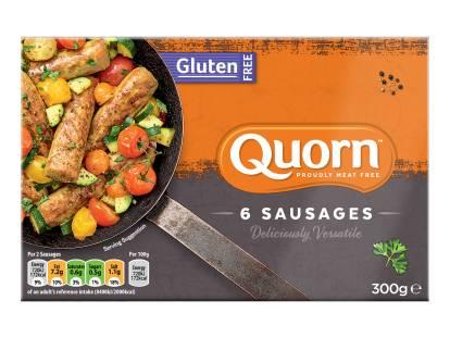 Quorn Gluten Free Sausages