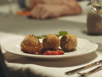 Quorn Koftas with Rougaille Sauce