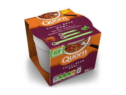 Quorn Chilli Bean Bowl