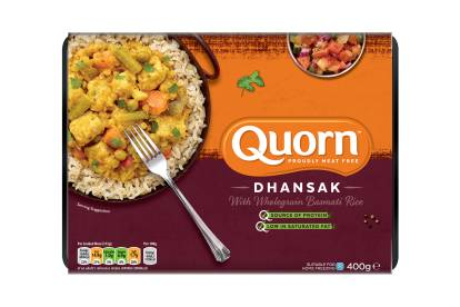 Quorn Lentil Dhansak