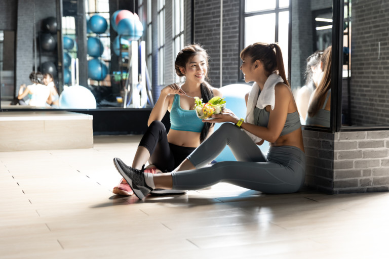 Plant-Based Gains: Quorn's mycoprotein Diet for Bodybuilding