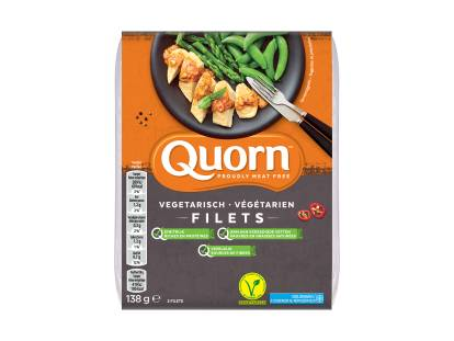 Quorn vegetarische filets