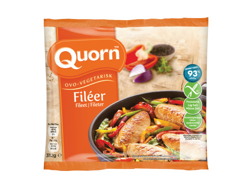 Quorn fileter