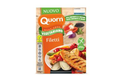 Filetti Quorn vegetariani