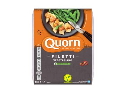 Filetti Quorn vegetariani