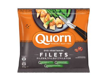frozen meat free quorn fillets