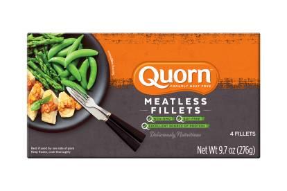 Quorn Meatless Fillets