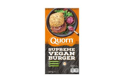Supreme Vegan Burger