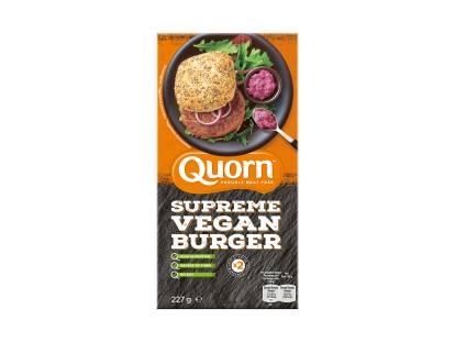 Supreme Vegan Burger