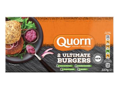 Quorn Ultimate Burger