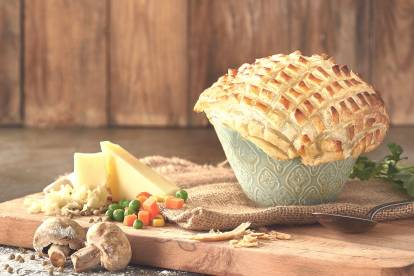 Quorn Pot Pie