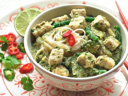 quorn pieces healthier vegetarian thai curry recipe