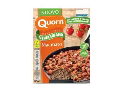 Macinato Quorn vegetariano