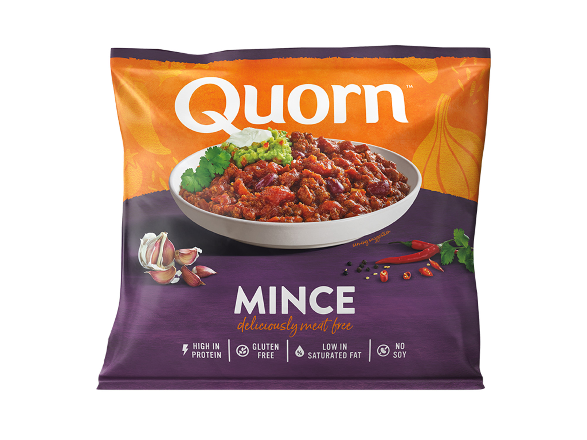 Meat Free Mince From Quorn Healthier Low Fat Alternatives