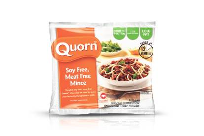 Soy Free, Meat Free Mince