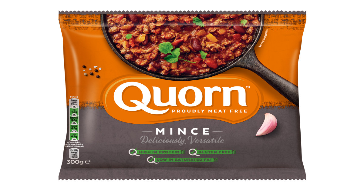 Meat Free Mince | Quorn Singapore