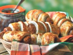 Quorn Sausage Rolls