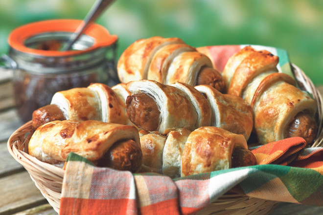 Quorn Meat Free 30 Minute Sausage Rolls