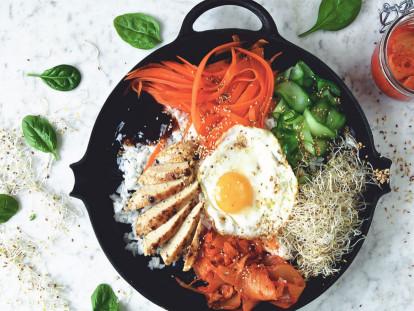 Quorn Vegetarian Bibimbap