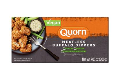 Quorn Vegan Meatless Buffalo Dippers