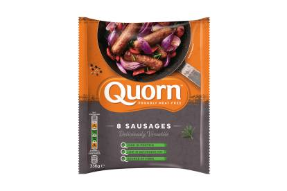 frozen meat free quorn sausages