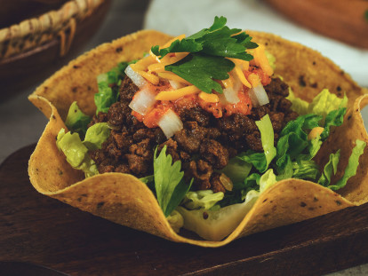 Quorn Meat-Free Taco Bowl