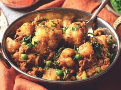 quorn mince & vegetable curry recipe