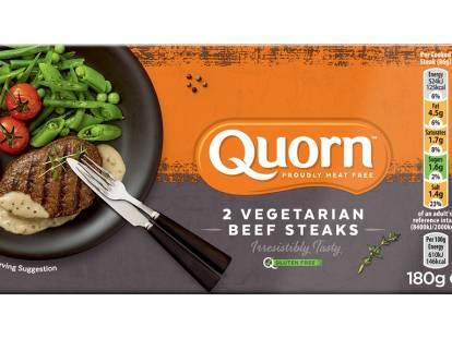 Quorn Vegetarian Beef Steaks