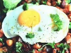 Vegetarisk pyttipanna -recept