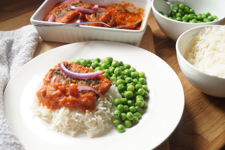 Vegan Nigerian Fish Stew