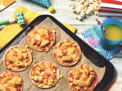 Quorn Crispy Nugget Pizza Bites