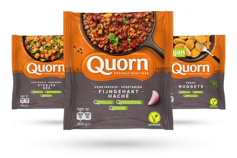 Hoe wordt Quorn gemaakt?