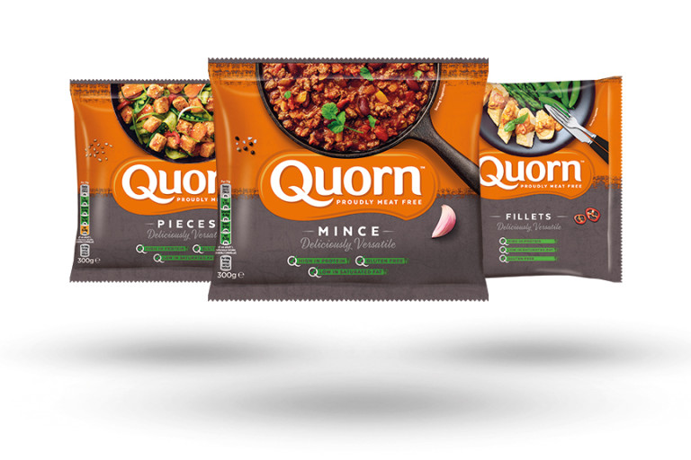 How is Quorn Made?