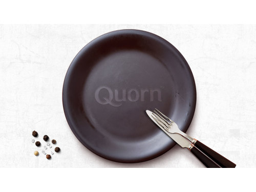Quorn Meat Free Garlic and Herb Fillets