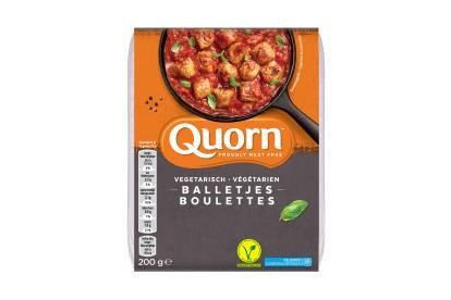 Boulettes végétariennes de Quorn