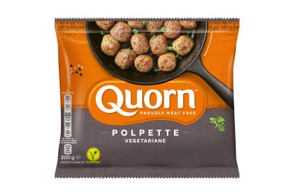 Polpette Quorn vegetariane