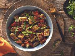Vegetarian Gnocchi with a Quorn Mince Ragu