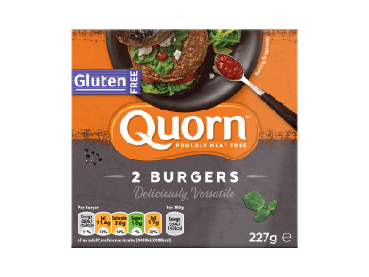 Quorn Gluten Free Burger
