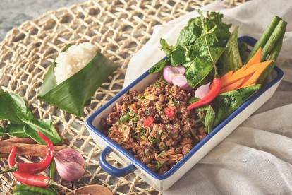 Quorn Northern Style Larb
